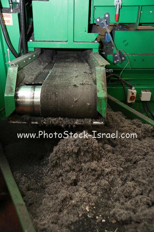 Israel, Tyrec LTD Tire recycling industries
