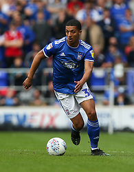Myles Kenlock of Ipswich Town on the ball - Mandatory by-line: Arron Gent/JMP - 10/08/2019 - FOOTBALL - Portman Road - Ipswich, England - Ipswich Town v Sunderland - Sky Bet League One