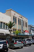 Kress Building, Hilo, The Big Island of Hawaii