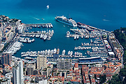 May 23-27, 2018: Monaco Grand Prix. Scenic view of Monaco