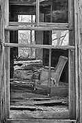 6816 Gunter, TX  - Old Farmhouse Side Window and Chair I
