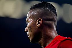 Luis Antonio Valencia of Manchester United looks on - Rogan Thomson/JMP - 13/03/2017 - FOOTBALL - Stamford Bridge - London, England - Chelsea v Manchester United - FA Cup Quarter Final..