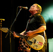 Lead singer Dave Wakeling of the English Beat performs at the Granada Theater on Saturday, January 19, 2013 in Dallas, Tx. (Cooper Neill/The Dallas Morning News)
