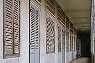 Phnom Penh Cambodia Tuol Sleng Genocide Museum S21