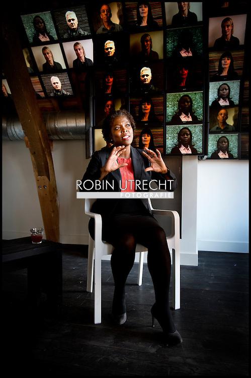 DEN HAAG - Portret van Etharin Cousin (directeur World Food Programme). ROBIN UTRECHT FOTOGRAFIE