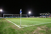 Silverlake Stadium, home of Eastleigh FC during the Vanarama National League match between Eastleigh and Forest Green Rovers at Arena Stadium, Eastleigh, United Kingdom on 10 January 2017. Photo by Shane Healey.