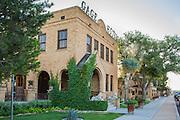 The Gage Hotel, in Marathon, Texas. west Texas.