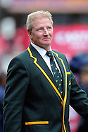 Dick Muir during the Tri Nations Test match between South Africa and Australia at the Kingspark Stadium in Durban on 13 Aug 2011..© Gerhard Steenkamp/Superimage