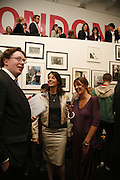 BEN CLARKE, MARY MCCARTNEY AND TIGGY MACONOCHIE, Opening of Photo-London, Burlington Gdns. London. 17 May 2006. ONE TIME USE ONLY - DO NOT ARCHIVE  © Copyright Photograph by Dafydd Jones 66 Stockwell Park Rd. London SW9 0DA Tel 020 7733 0108 www.dafjones.com