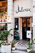 Jaloux restaurant. Georgtown, Penang