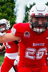 2019 Illinois State Redbird Football and opponent photos