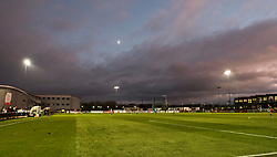 General view of Stoke Gifford Stadium - Mandatory by-line: Paul Knight/JMP - 28/10/2017 - FOOTBALL - Stoke Gifford Stadium - Bristol, England - Bristol City Women v Reading Women - FA Women's Super League