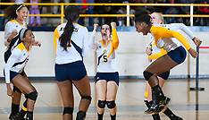 2014 A&T Volleyball vs NCCU