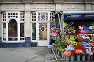 UK. London. For a story on how empty commercial properties are being used by artists and galleries. The Queen's Elm Artists on Fulham Road, Chelsea. The Gallery was a former public house, The Queen's Elm, a famous watering-hole of Francis Bacon and Laurie Lee. .Photo©Steve Forrest