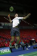 Rob and Hayley - Badminton