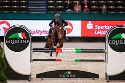 SCHLIECKMANN Roman (GER), Cedric S<br /> Leipzig - Partner Pferd 2019<br /> Finale SPOOKS-Amateur Trophy<br /> Medium Tour<br /> 20. Januar 2019<br /> © www.sportfotos-lafrentz.de/Stefan Lafrentz
