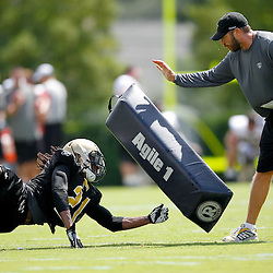 07-29-2011 New Orleans Saints Training Camp