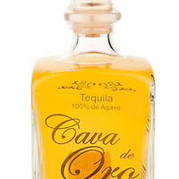 Cava de Oro Reposado Tequila -- Image originally appeared in the Tequila Matchmaker: http://tequilamatchmaker.com
