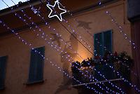 Bologna Lucio Dalla Piazza dei Celestini