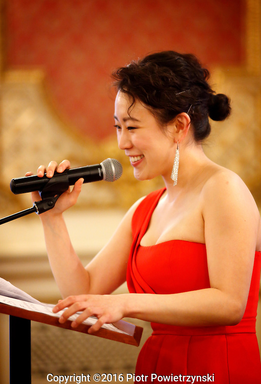 Yoonie Han Piano Recital<br />