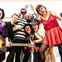Clown Improvisation Performance