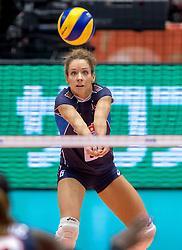 17-05-2016 JAP: OKT Dominicaanse Republiek - Italie, Tokio<br /> Italië verslaat Dominicaanse Republiek  met 3-0 / Monica De Gennaro #6 of Italie