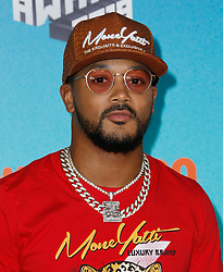 March 23, 2019 - Los Angeles, CA, USA - LOS ANGELES, CA - MARCH 23: Romeo attends Nickelodeon's 2019 Kids' Choice Awards at Galen Center on March 23, 2019 in Los Angeles, California. Photo: CraSH for imageSPACE (Credit Image: © Imagespace via ZUMA Wire)