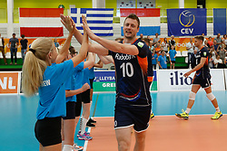 20170524 NED: 2018 FIVB Volleyball World Championship qualification, Koog aan de Zaan<br />Jeroen Rauwerdink (10) of The Netherlands <br />©2017-FotoHoogendoorn.nl / Pim Waslander