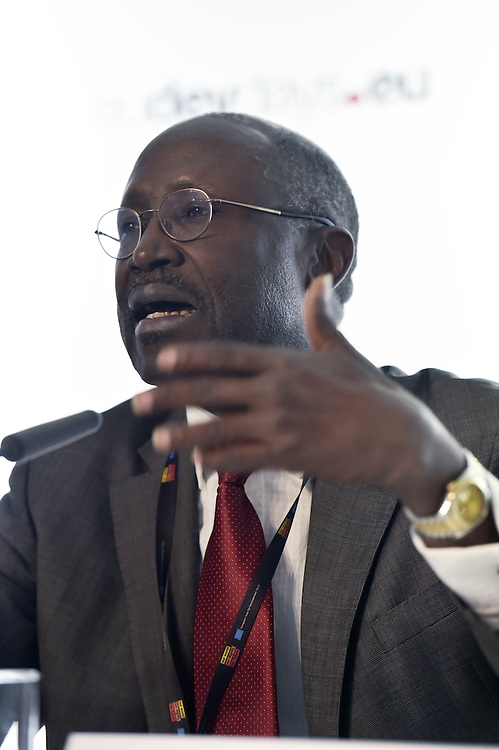 03 June 2015 - Belgium - Brussels - European Development Days - EDD - Financing - Financing sustainable development - Addressing vulnerabilities - Mamadou Lamine Loum , Ex- Prime Minister of Senegal © European Union