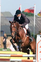 Van der Schans Wout Jan-Never Expected<br /> KWPN Paardendagen Ermelo 2000<br /> Photo © Dirk Caremans