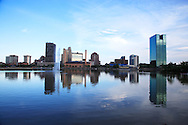 Toledo Ohio skyline