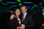 An Taoiseach and FG Party Leader Enda Kenny TD meeting people at Fine Gael Ard Fheis in the Conventi