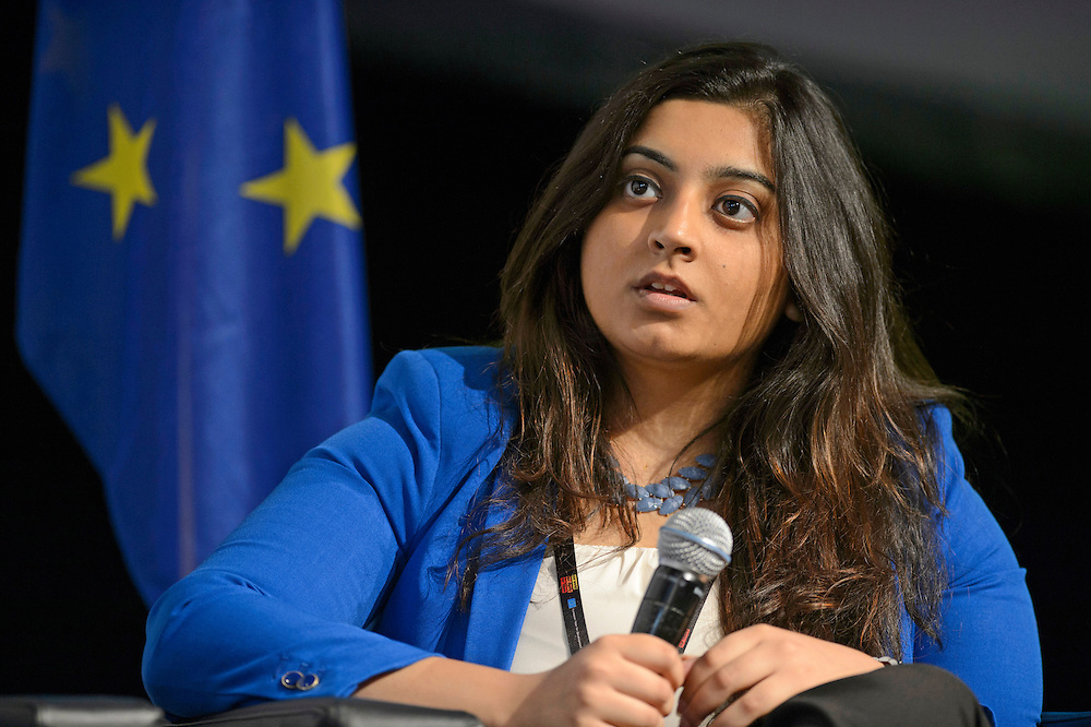 03 June 2015 - Belgium - Brussels - European Development Days - EDD - Gender - Ending gender inequality by 2030! - Tanvi Girotra , Future Leader © European Union