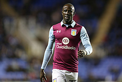Albert Adomah of Aston Villa - Mandatory by-line: Jason Brown/JMP - 18/10/2016 - FOOTBALL - Madejski Stadium - Reading, England - Reading v Aston Villa - Sky Bet Championship