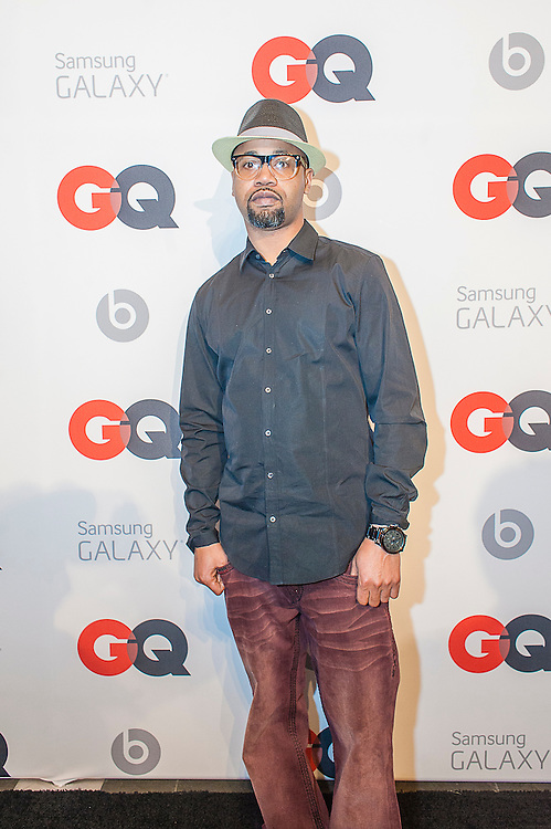 Rapper Juvenile posing at the GQ & Lebron James NBA All Star Style party sponsored by Samsung Galaxy on Saturday, February 15, 2014, at the Ogden Museum of Southern Art in New Orleans, Louisiana with live jam session from grammy Award-winning Artist The Roots. Photo Credit: Gustavo Escanelle / Retna Ltd.