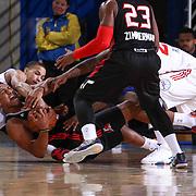 NBA D-LEAGUE BASKETBALL 2015 - Feb 03 - Delaware 87ers defeats Idaho Stampede (Utah Jazz) 112-107