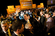 Liberal Democrats<br /> Autumn Conference 2011 <br /> at the ICC, Birmingham, Great Britain <br /> <br /> 17th to 21st September 2011 <br /> <br /> Rt Hon Nick Clegg MP<br /> Leader of the Liberal Democrats<br /> Deputy Prime Minister<br /> Speech <br /> <br /> Miriam Gonzalez Durantez <br /> <br /> Photograph by Elliott Franks