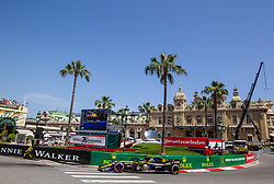 May 26, 2018 - Montecarlo, Monaco - Carlos Sainz of Spain and Renault F1 Team driver goes during the qualification session on Formula 1 Grand Prix de Monaco on May 26, 2018 in Monte Carlo, Monaco. (Credit Image: © Robert Szaniszlo/NurPhoto via ZUMA Press)