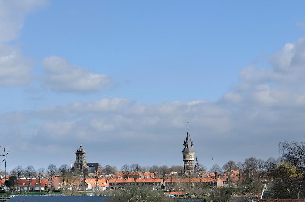 Watertoren Schoonhoven, Netherlands