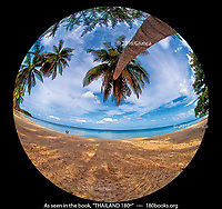 Thung Wua Laen Beach, Chumphon, Thailand