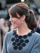 KATE Middleton Attends Chance UK Charity Event 2