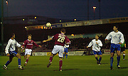 06/12/2003 - Photo  Peter Spurrier.FA Cup 2nd Rd - Northampton v Weston S Mare
