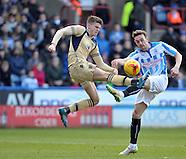 Huddersfield Town v Leeds United 310115