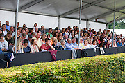 Toeschouwers<br /> Excellent Dressage Sales<br /> Longines FEI/WBFSH World Breeding Dressage Championships for Young Horses 2016<br /> © DigiShots