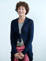 ROTTERDAM -  KNHB bestuurslid Karin Pannekoek. ALV van de KNHB in het Feijenoord Stadion; FOTO KOEN SUYK