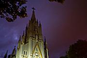 Belo Horizonte_MG, Brasil.<br /> <br /> Igreja de Lourdes em Belo Horizonte, Minas Gerais.<br /> <br /> Lourdes church in Belo Horizonte, Minas Gerais.<br /> <br /> Foto: JOAO MARCOS ROSA / NITRO