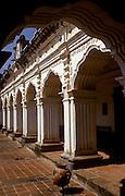 GUATEMALA, ANTIGUA San Carlos Borromeo University, 1676