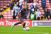 Leeds United defender Liam Cooper (6) during the EFL Sky Bet Championship match between Barnsley and Leeds United at Oakwell, Barnsley, England on 15 September 2019.