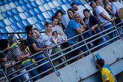 Mustafa Nukic of NK Bravo during football match between NK Bravo and NK Rudar Velenje in 1sth Round of Slovenian Cup 2019/20, on August 15, 2019 in Sports park ZAK, Ljubljana, Slovenia. Photo by Grega Valancic / Sportida
