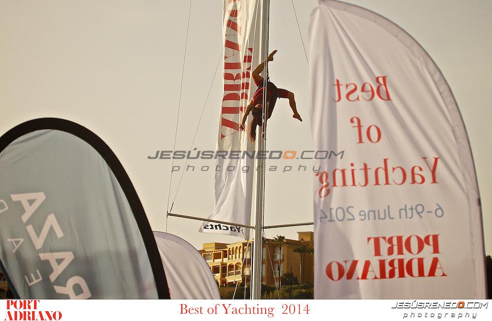 Best of yachting 2014. Port Adriano ©Jesusrenedo.com